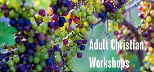 adult Christian workshop image